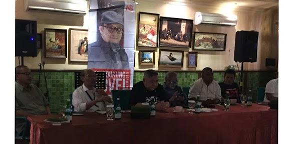 Forum Rakyat Deklarasikan Novel Baswedan Dampingi Prabowo