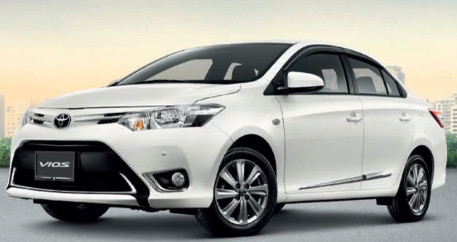 Tembak Kw 2015 Daftar Harga Toyota Vios Terbaru 2015