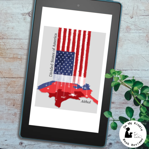 Image of Divided States of America by Aithal on a Kindle device