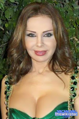 Rola Saad, a Lebanese singer, was born on August 25, 1978.