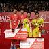 Badminton: Hasil Daihatsu Indonesia Master 2018