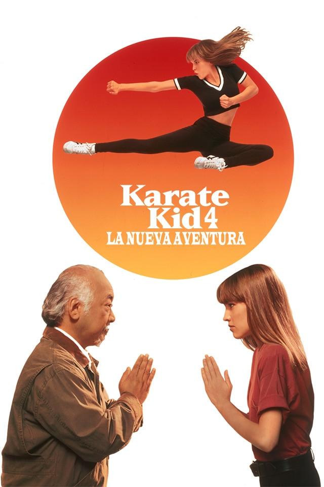 El Karate Kid 4 (1994) Full HD 1080p Latino
