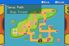 pokemon gaia screenshot 2
