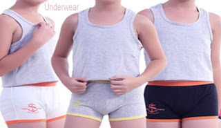 Underwear, Underwear clothes