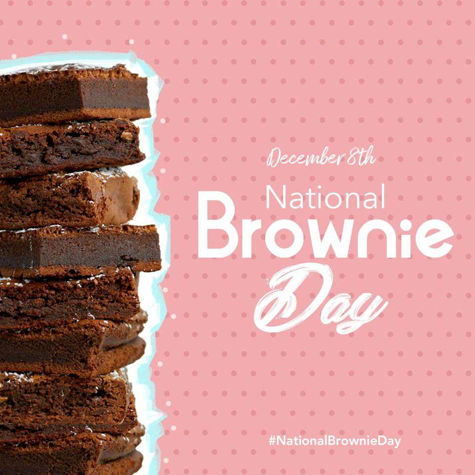 National Brownie Day Wishes pics free download