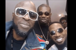 Entertainment: Don jazzy reacts to Mo'hits reunion