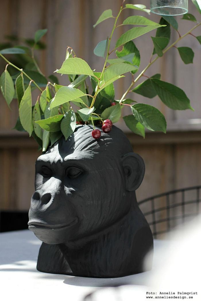 annelies design, vas, gorilla,