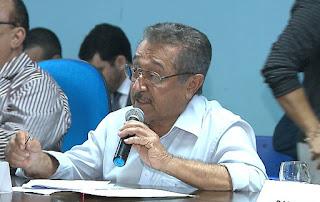Senador José Maranhão testa positivo para Covid-19 e é internado em João Pessoa