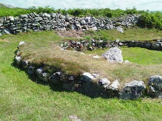 Ancient dwelling, Holyhead Cymru