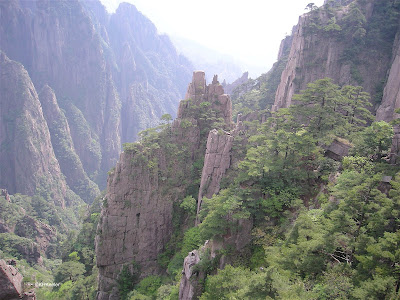 Yellow Mountain, Huang Shan, China