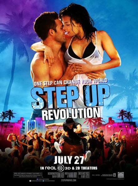 فيلم Step Up Revolution 2012 مترجم