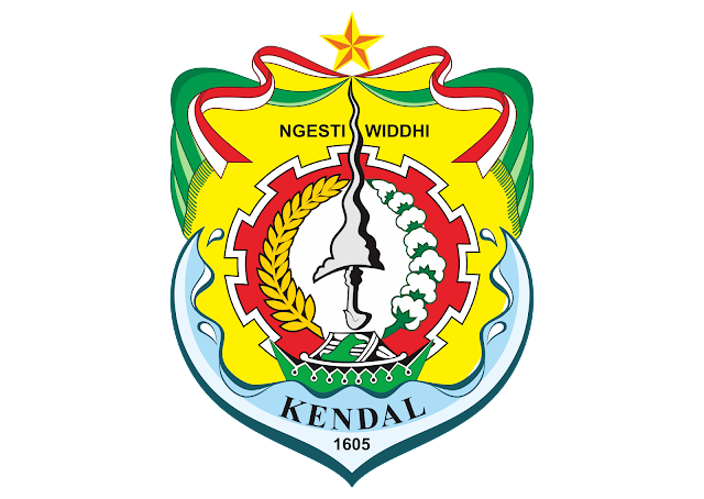 Logo Kabupaten Kendal Vector