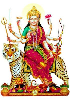 Durga Hd Wallpaper