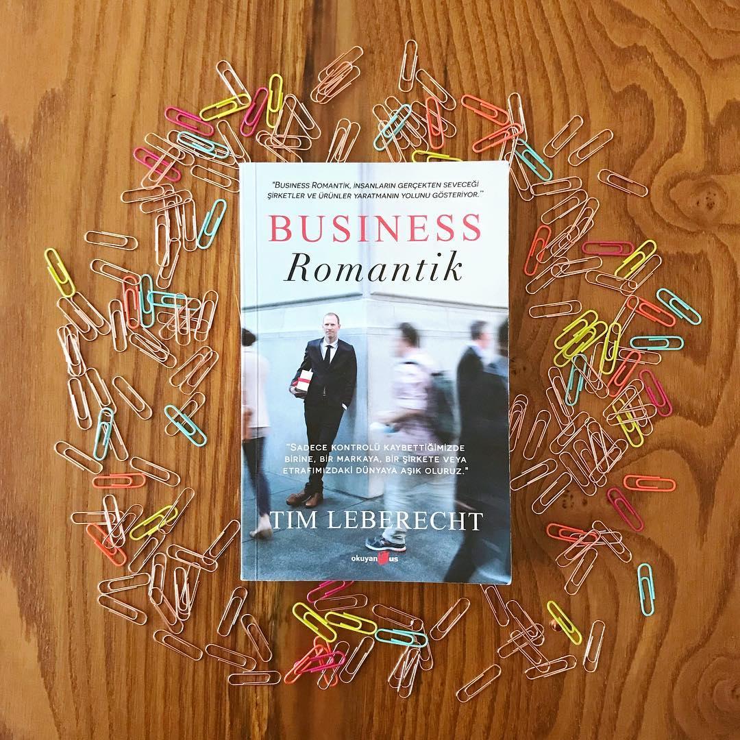 Business Romantik (Kitap)