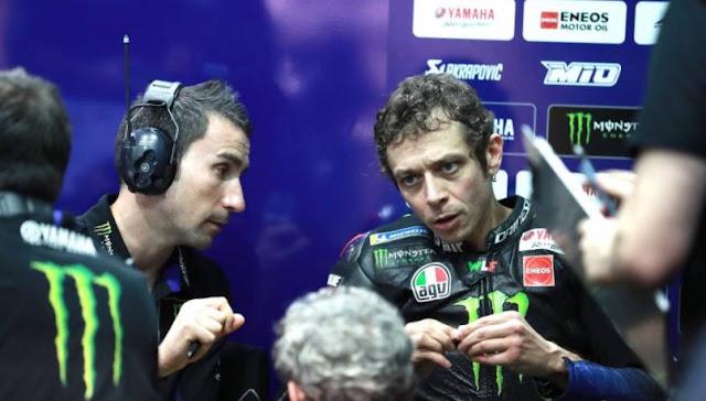 Virus Corona Qatar: Rossi dan Vinales Sangat Kecewa atas Pembatalan MotoGP 2020 Qatar