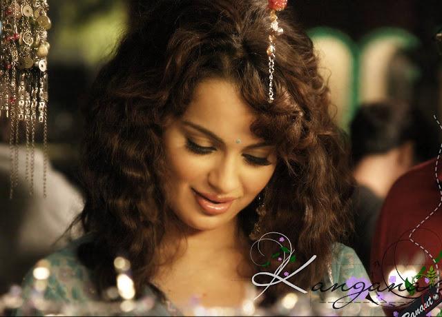 Bollywood Actress Kangana Ranaut HD Wallpapers
