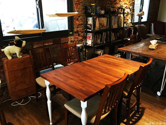 IMG 2821 - 【台中咖啡】設計師的咖啡夢『好日咖啡』讓學區裡的孩子有個好的放鬆去處@老厝咖啡@台中咖啡