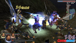 Warriors Orochi 2 (USA) PSP ISO Free Download | 1.68 GB