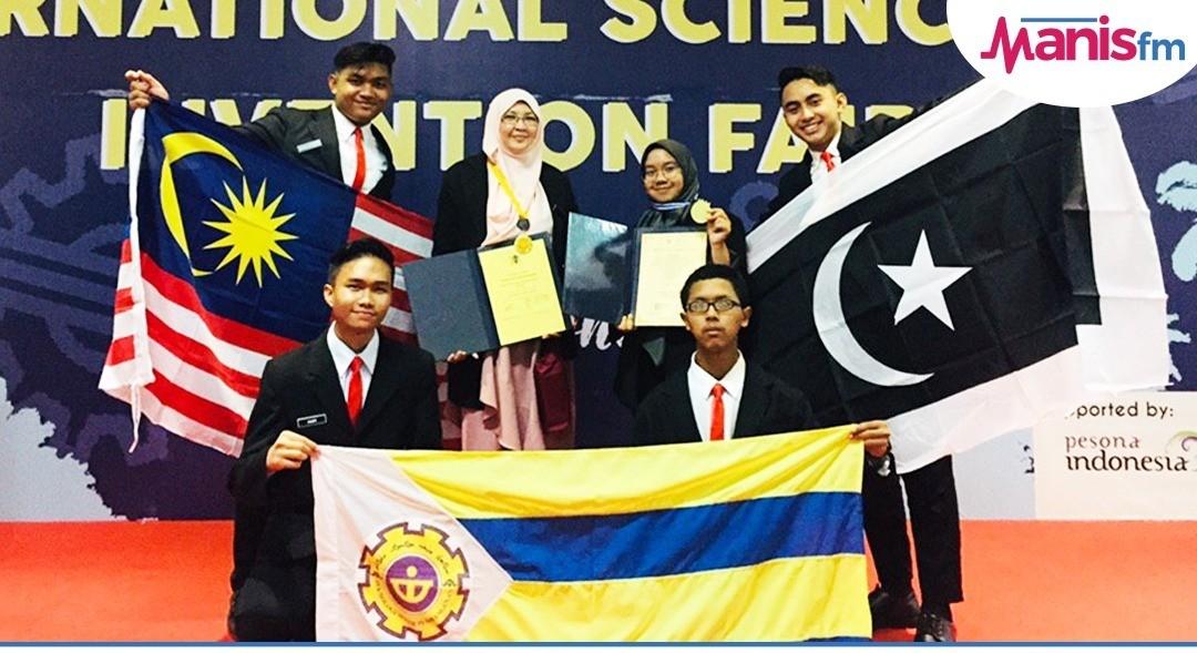 Sekolah Menengah Teknik Terengganu Harum Nama Negara Di Mata Dunia Trdi News