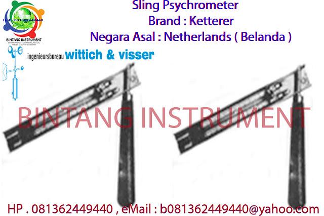Bintang Instrument 081362449440 Jual Asman Psychrometer