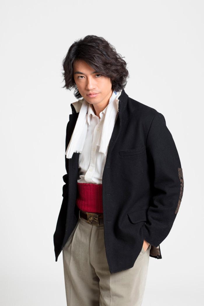 Takumi Saitoh - Mahjong Horoki 2020 live-action