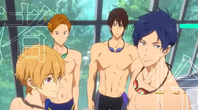 Free! : Road to the World - Yume