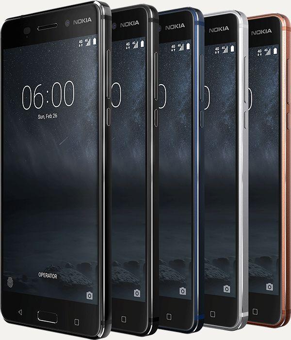 Yeni Android 8.0 Güncellemesi Alacak Nokia Akıllı Telefonlar