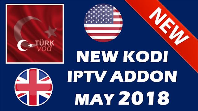 NEW KODI IPTV ADDON MAY 2018 - USA / CANADA / UK LIVE TV CHANNELS - WORLD IPTV CHANNELS