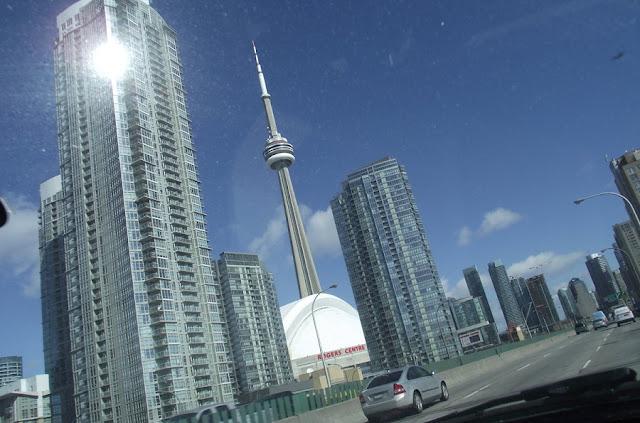 Aluguel de carro em Toronto