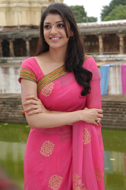 Actress Kajal Agarwal Throwback Pics Navel Queens