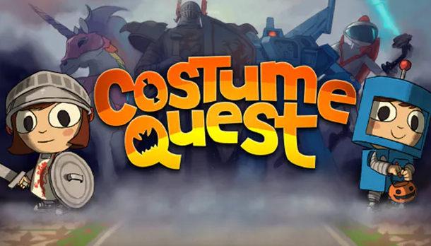 Costume Quest locandina del gioco