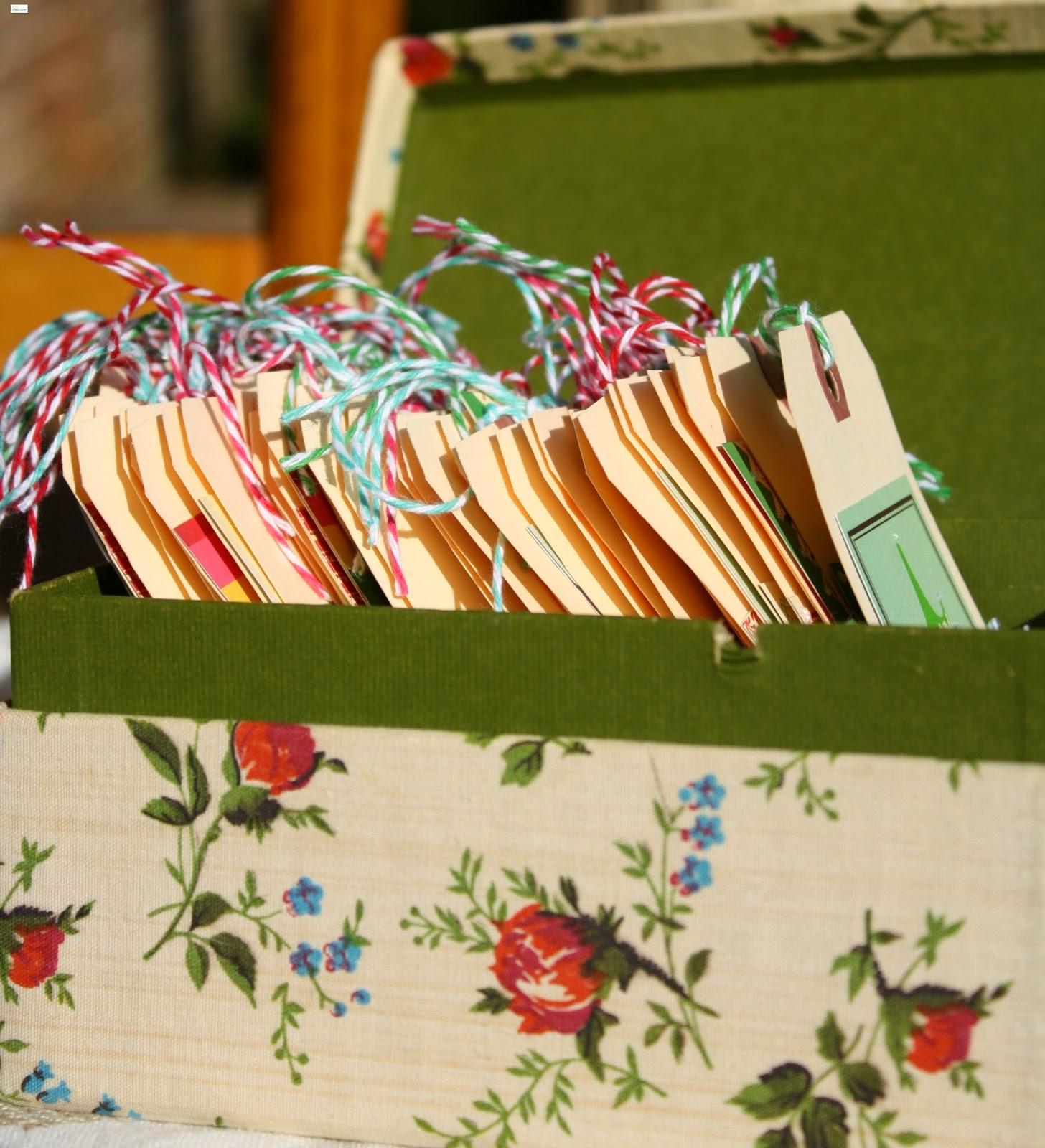 caravan sonnet vintage inspired christmas tags rh caravansonnet com