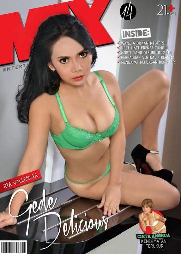 Download Free Gratis Majalah MAX Magazine No.14 Edisi Agustus 2016 Ria Vallensia, Cinta Anghua, Yuna | MAX Magazine Agustus 2016 | www.insight-zone.com