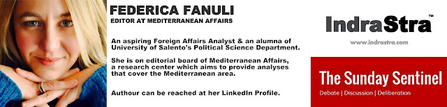Federica Fanuli, The Sunday Sentinel