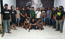 Diduga Curi Handphone di Sidrap, 3 Pria Asal Pinrang Diringkus Polisi