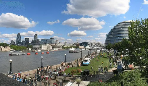 5. The Festival of the Thames