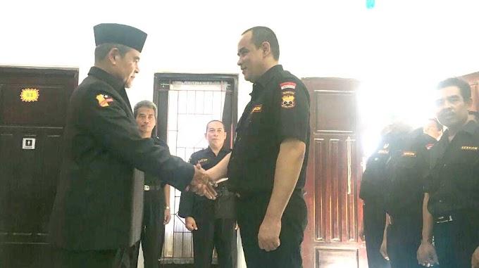 Pelantikan Pengurus Senkom MItra Polri Provinsi NTT