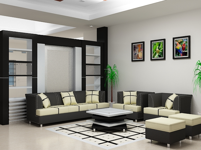 Desain Interior Ruang Tamu Minimalis Blog Rumah