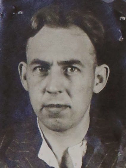 Norwegian spy Nikolai Hansen  (from National Archives)