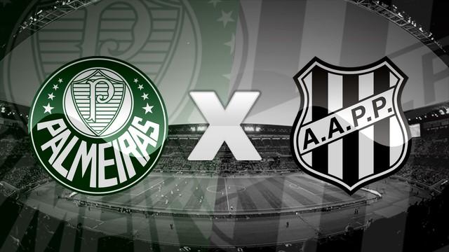 Onde assistir Palmeiras x Ponte Preta Ao Vivo