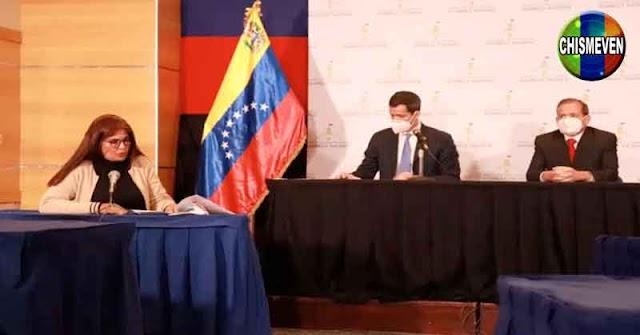 Guaidó hace un llamado de unidad a todos los demás líderes opositores a Maduro