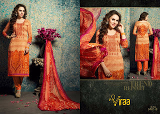Khazanna Viraa SUITS CATALOG WHOLESALER LOWEST PRICE SURAT GUJARAT
