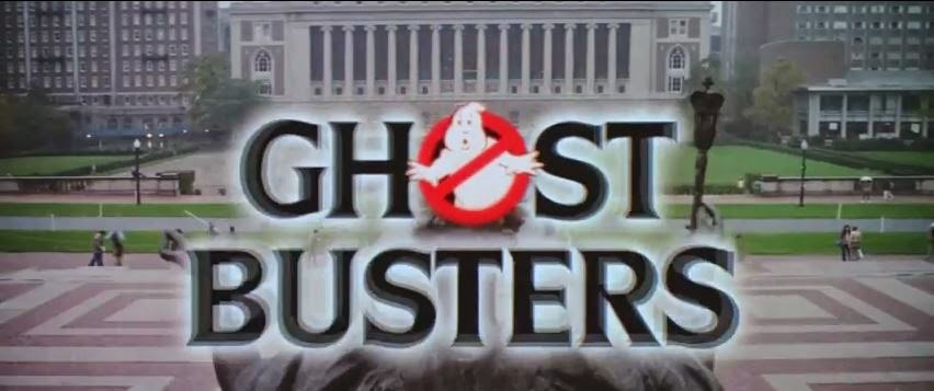 ghostbusters film logo