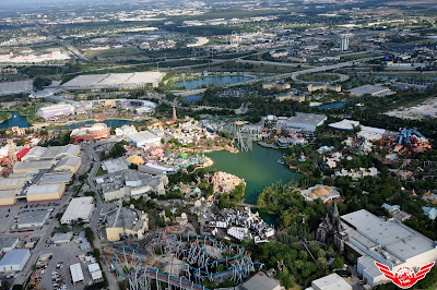 Unviversal Islands of adventure
