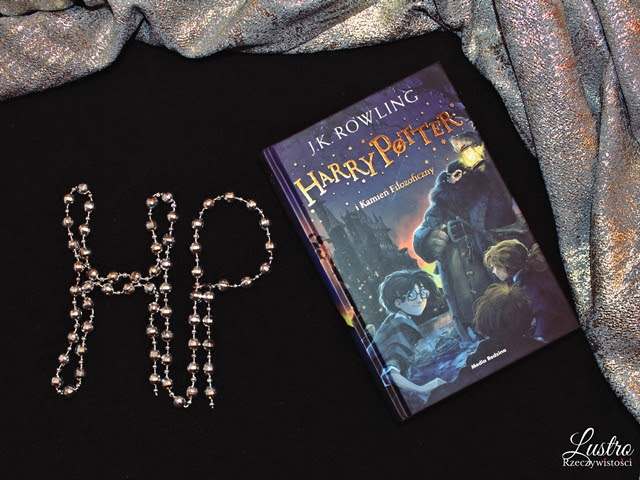 Harry Potter Tom I, Harry Potter i Kamień Filozoficzny – J.K. Rowling.
