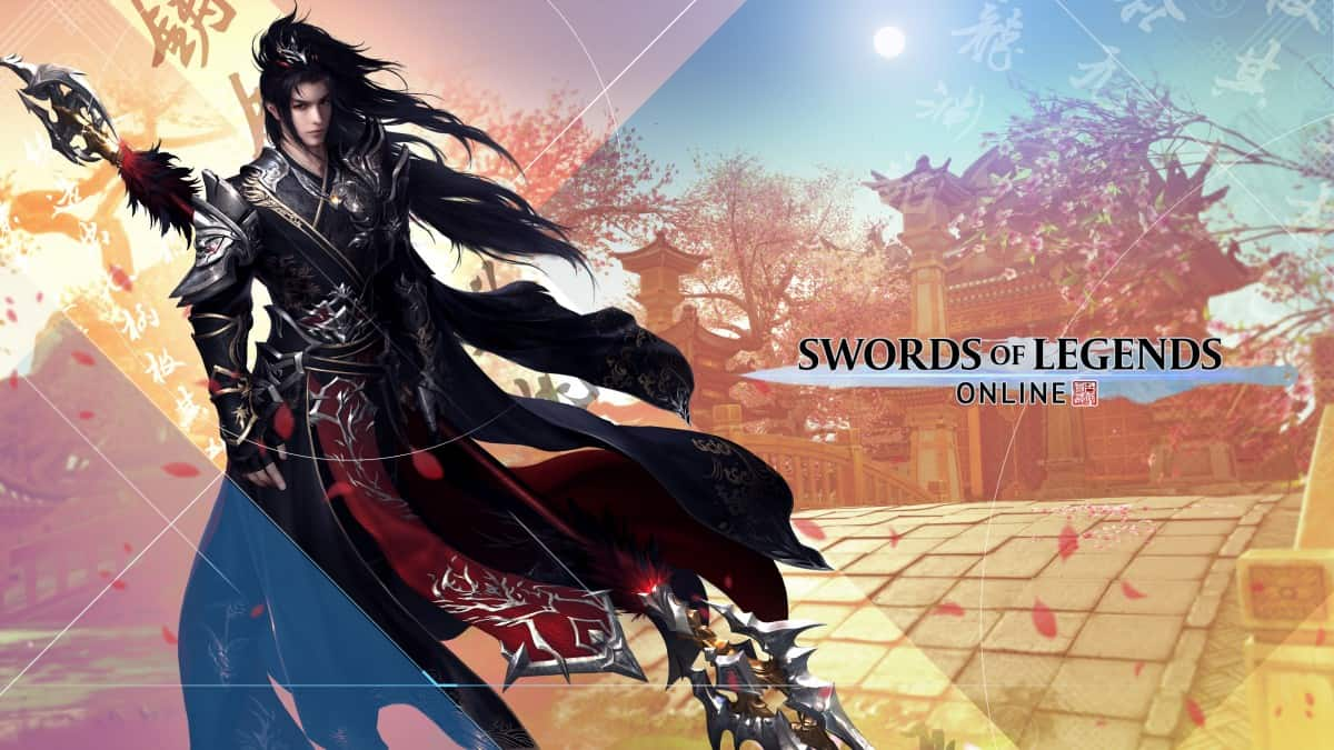 Visually Stunning AAA Action MMORPG Based on Ancient Chinese Folk Tales — Swords of Legends Online — Available Today