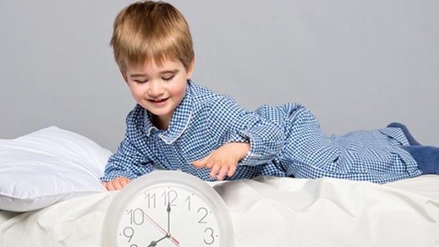 Αυτοί είναι οι λόγοι που τα παιδιά πρέπει να κοιμούνται νωρίς το βράδυ