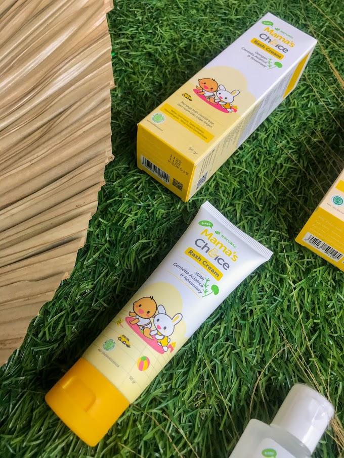 Rekomendasi Diaper Rash Cream yang Ampuh dan Aman