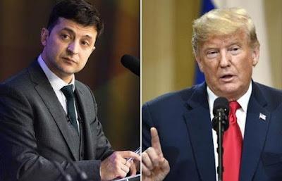 Трамп тиснув на Зеленського ще до інавгурації