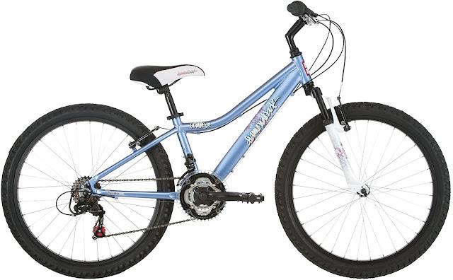 "Diamondback Octane Jr Girl's Mountain Bike- 24"" Wheels"
